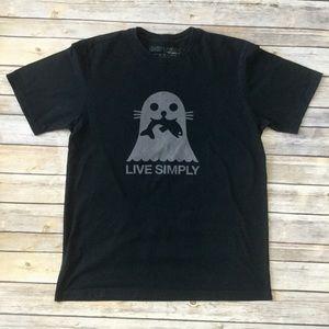 Men's Patagonia Live Simply T-shirt Medium M